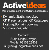 Activeideas Web Development