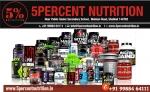 5 Percent Nutrition - Health Fitness Sports Nutrition Shahkot