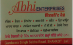 Abhi Enterprises Internet Cafe Shahkot