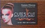 Cutes Cut Beauty Salon, Spa & Academy - Shahkot City