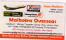 Malhotra Overseas  Shahkot