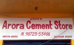 Arora Cement Store