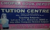Chopra Book Depot Tuition Centre Shahkot