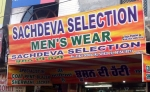 M/s Sachdeva Selection Mens Wear - Bhushan Di Hatti