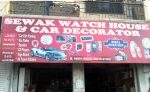 Sewak Car Decorator