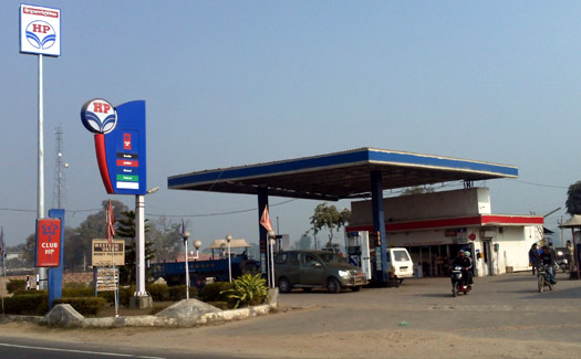 Goyal Filling Station