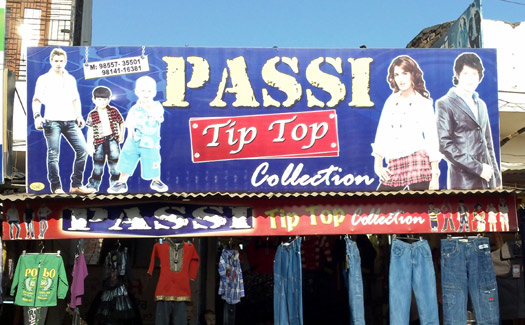 Passi Tip Top Collection