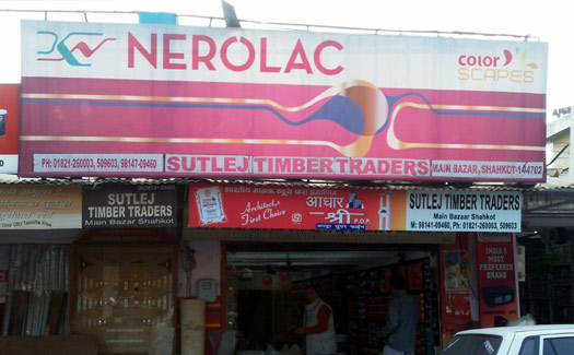 Sutlej Timber Traders