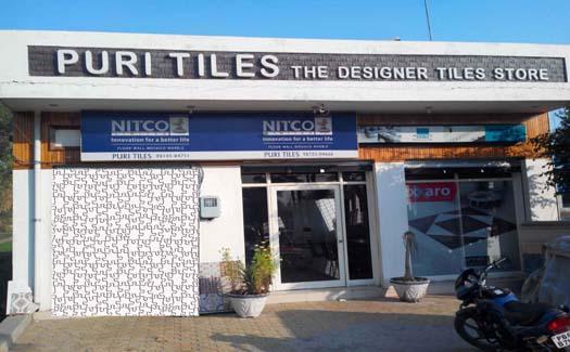 Puri Tiles The Designer Tiles Store